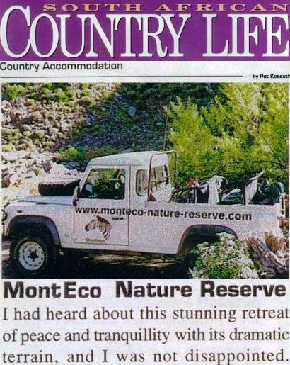 Country Life magazine article