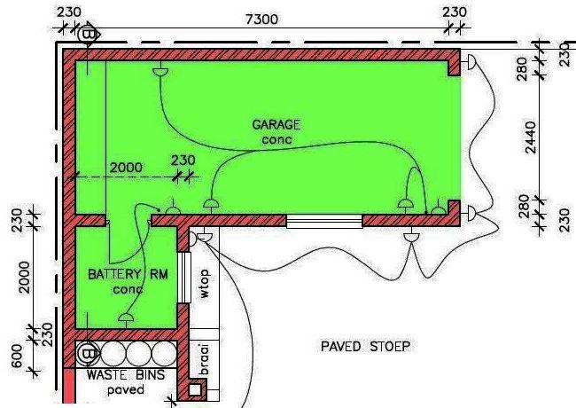 New outbuilding plan