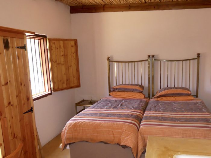 Twin single beds
