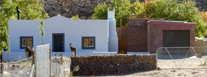 """Historic """"Boonste Huis - sold and restored plus new outbuilding"""