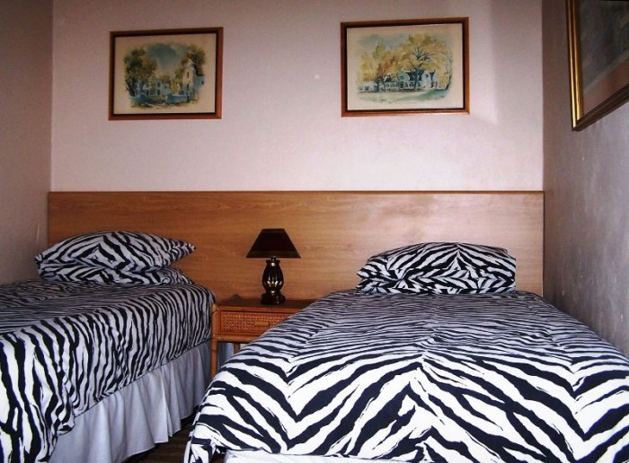 Second Bedroom - twin single beds